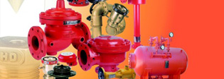 Turnkey Fire Protection Systems Kuwait