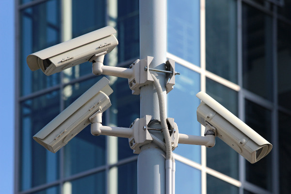 CCTV compressed
