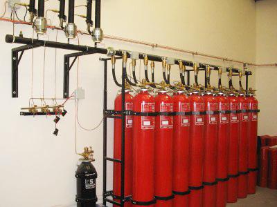 FM 200 Fire Suppression Systems